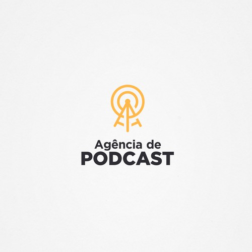 Podcast Agency Logo