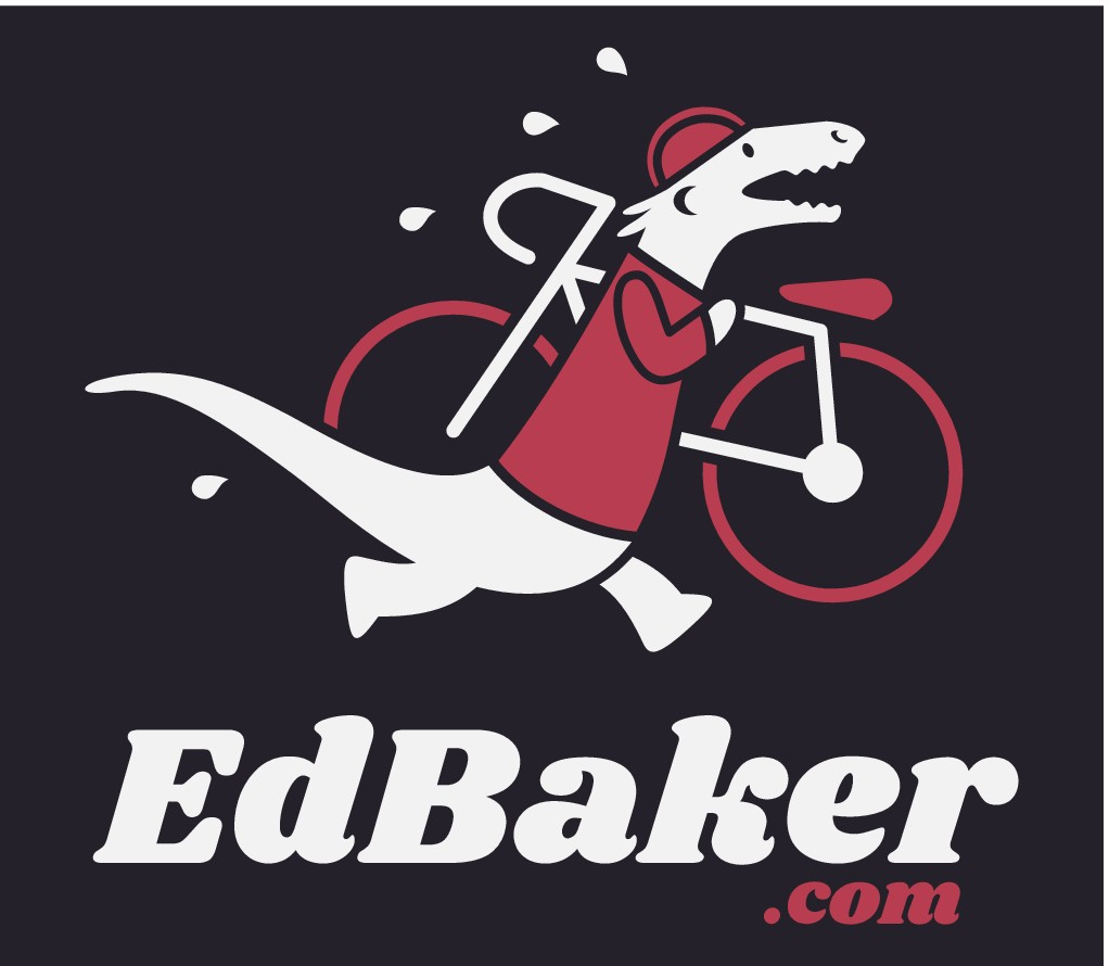Playful and Memorable Logo For a Winning Triathlete/Entrepreneur