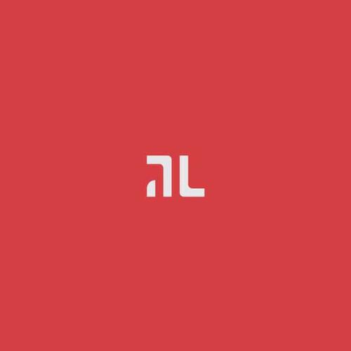 initials logo name A + L