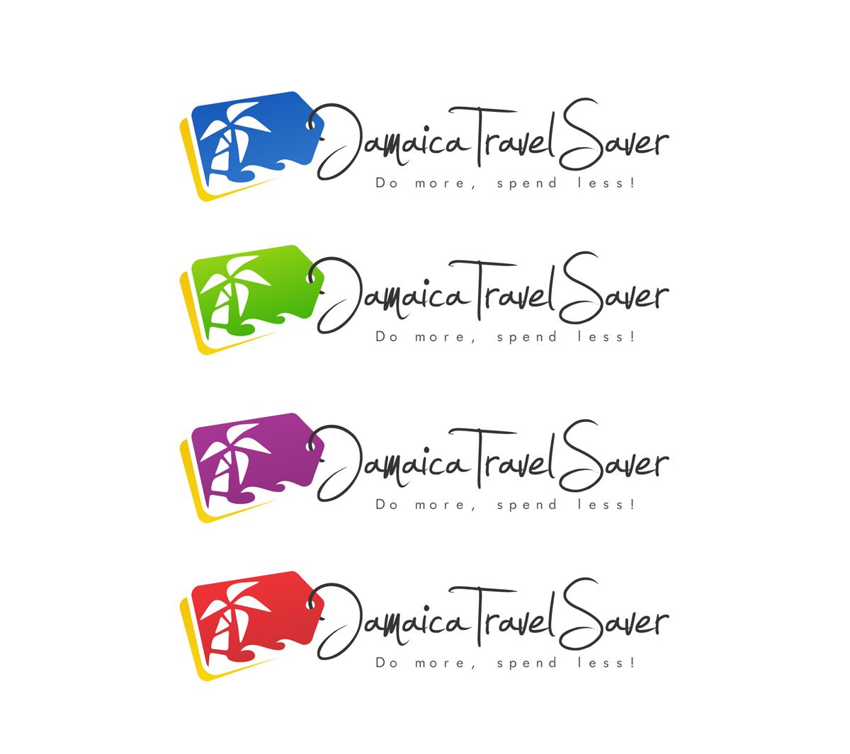 logo for Jamaica Travel Saver