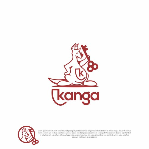 Kangaroo Security logo