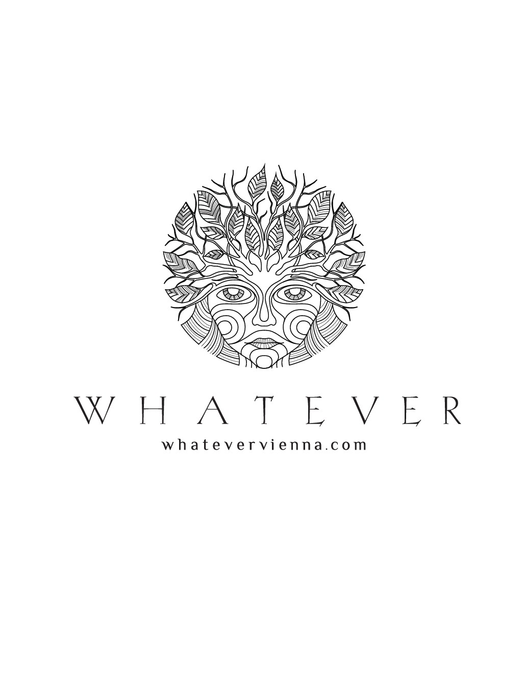LOGO-DESIGN please ---> WHATEVER <--- shop is placed in Vienna; we do Nature(herbs),Handpans(godan)+Vaporizer(dynavap)
