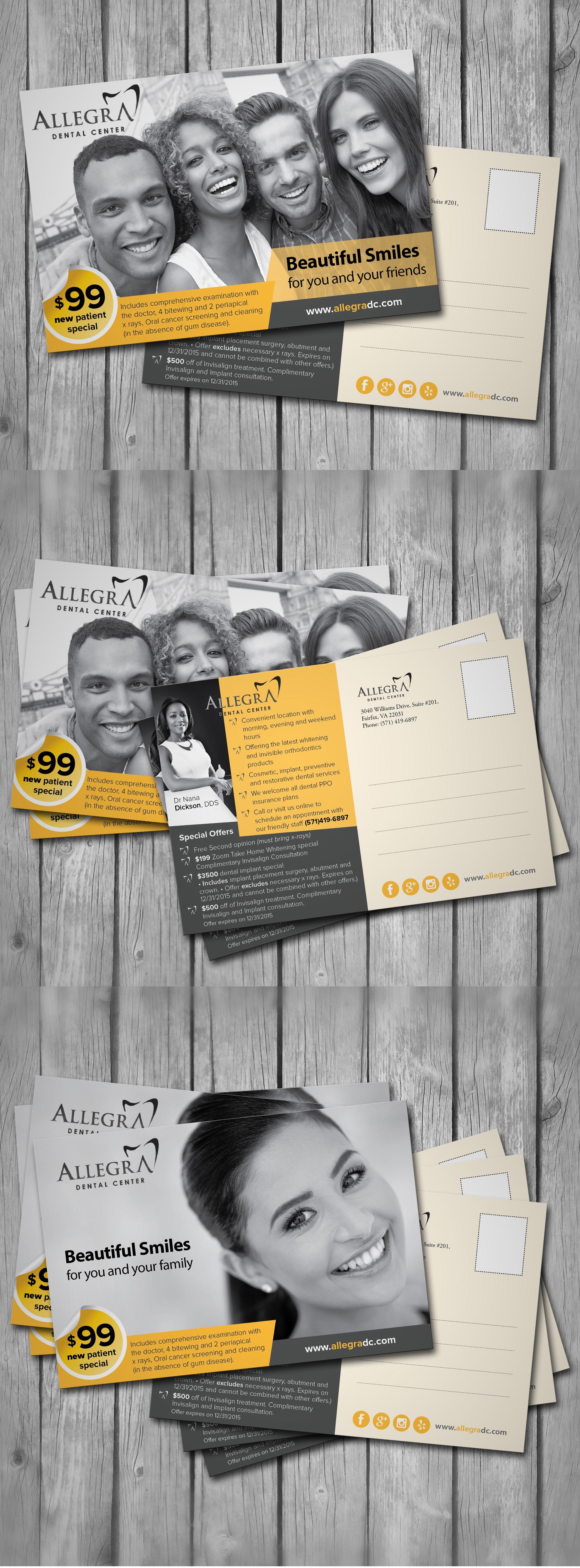 USPS Post Card Mailer