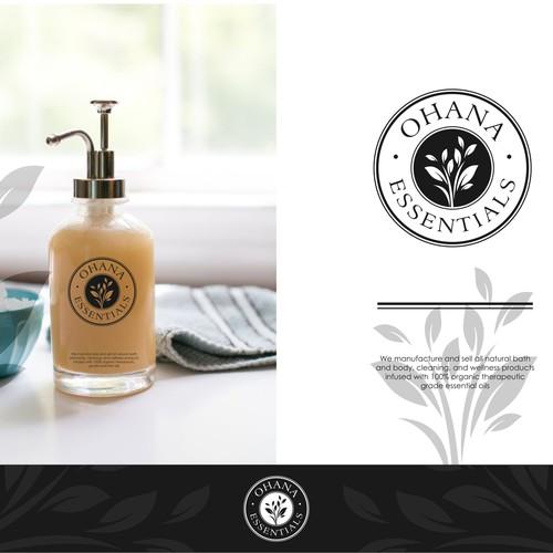 Emblem Cosmetics & Beauty Logo