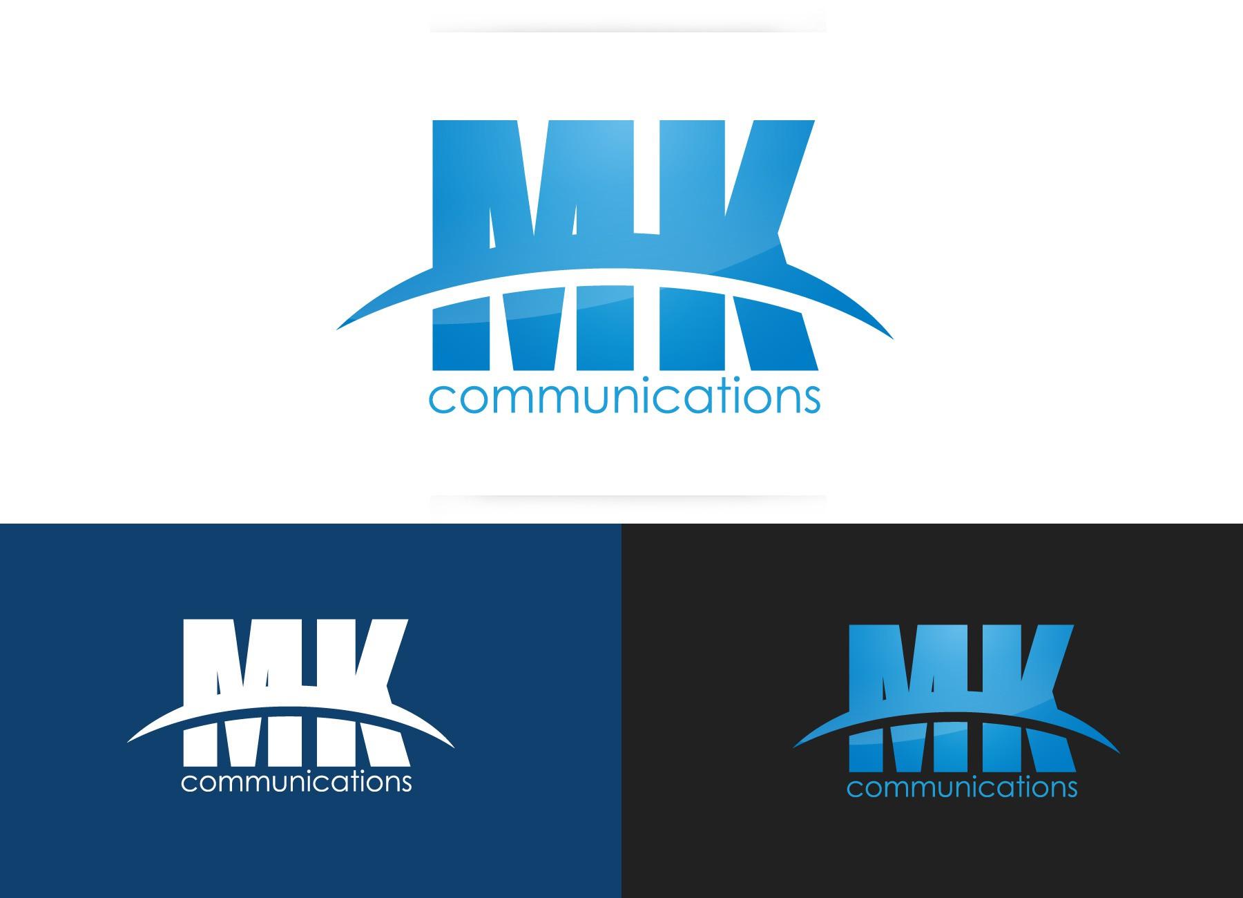 MK Communications needs a new logo