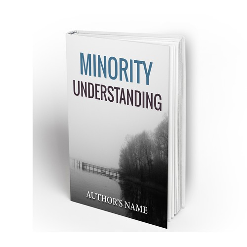 a cover page of e-book for minorities