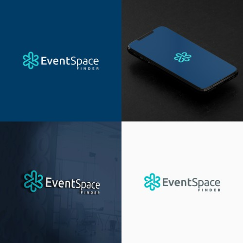 Logo for Event Booking Company