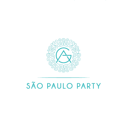 Elegant logo for a premium events company