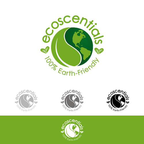 Ecoscentials Logo