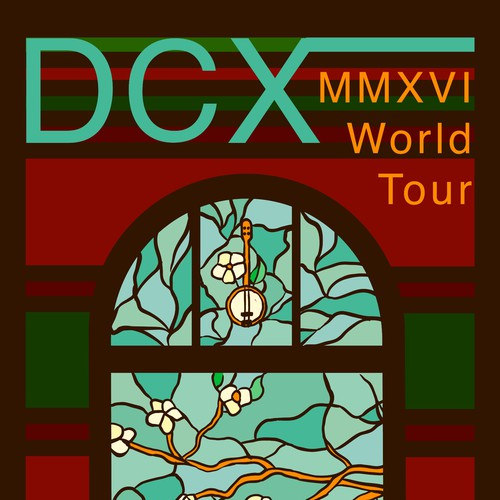 Tour Poster for Dixie Chicks