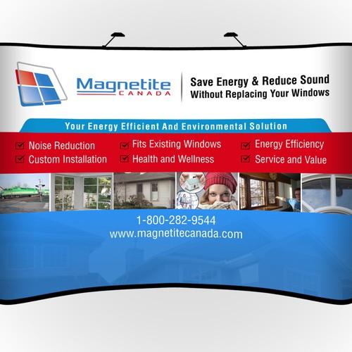 Backdrop for Magnetite