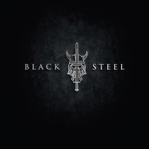 Logo for Black Steel