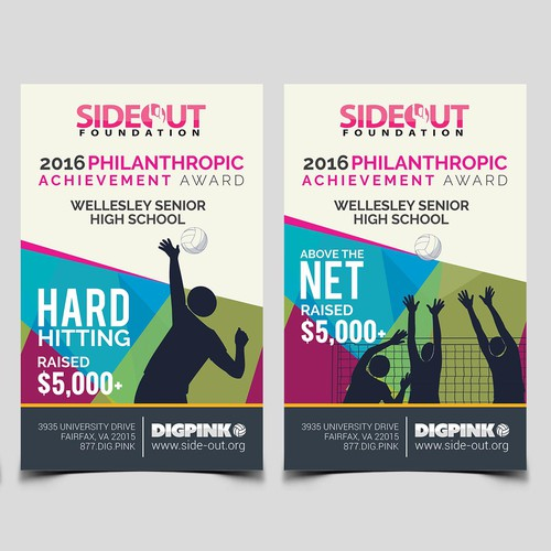 Sideout Foundation Banner