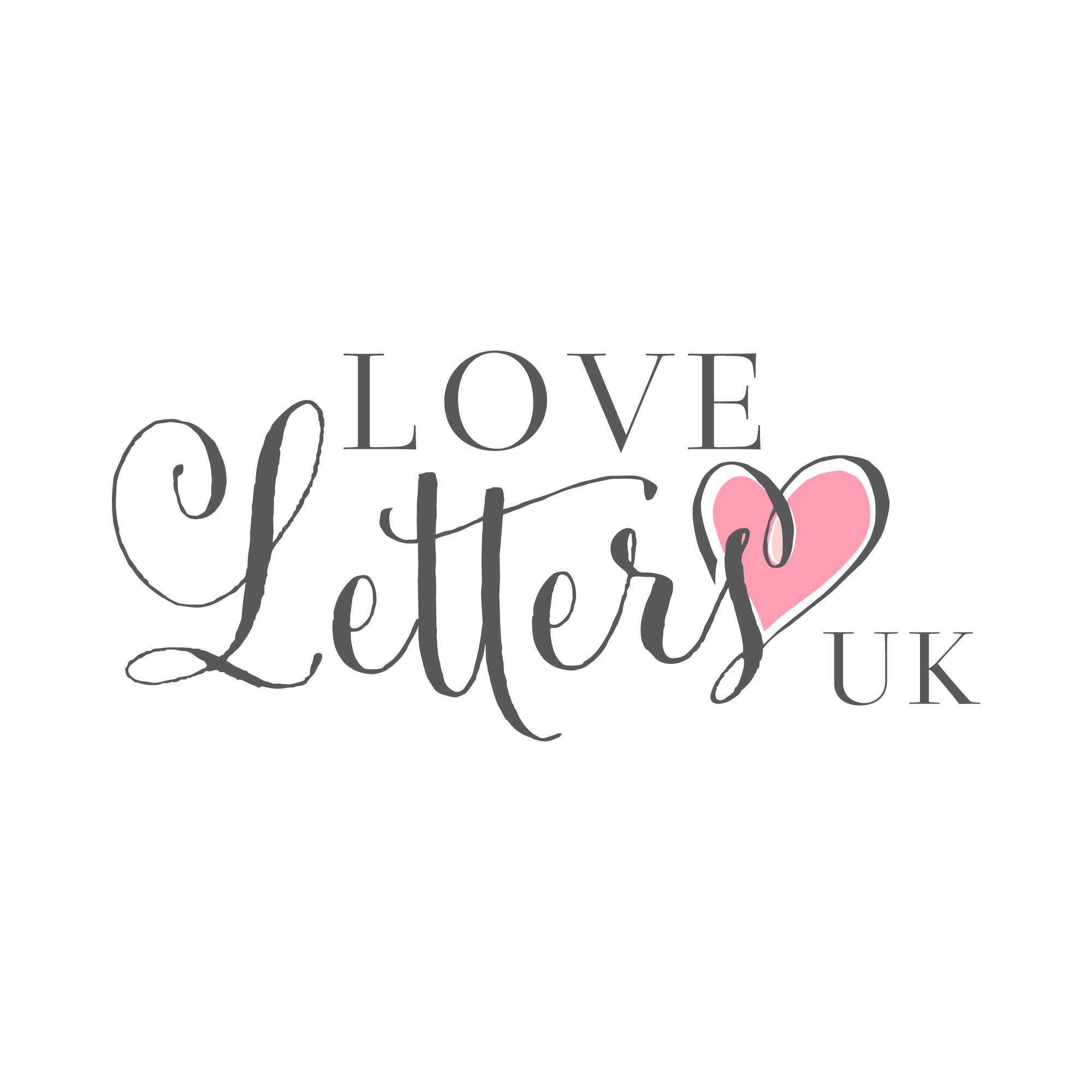 Design with free rein a Logo for Love Letters UK