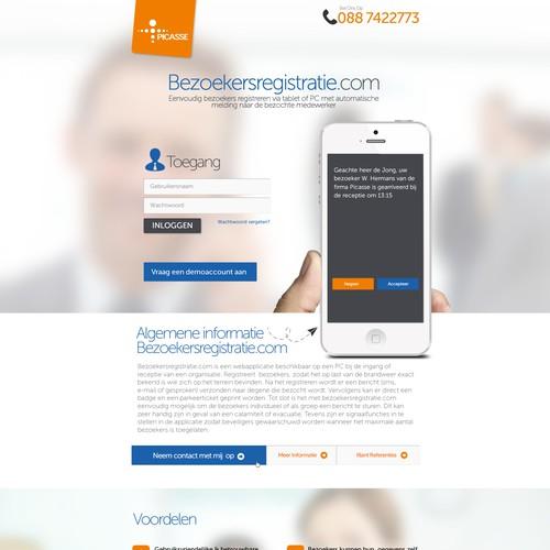 Picasse Web site