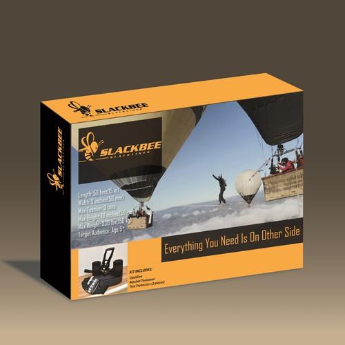 Box Design for Slackline