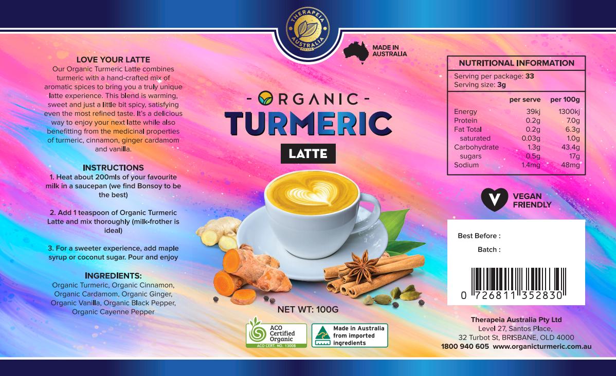 Tumeric powder container | 2nd design