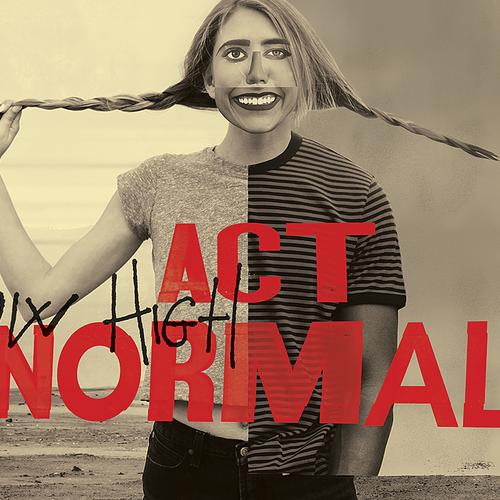 """Act Normal"" Album Artwork"