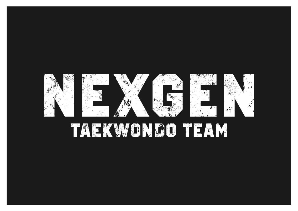 NexGen Taekwondo Team T-shirt Design