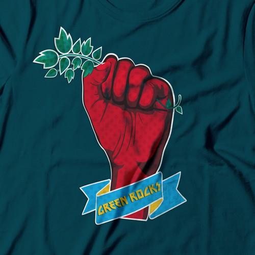 T恤标志设计