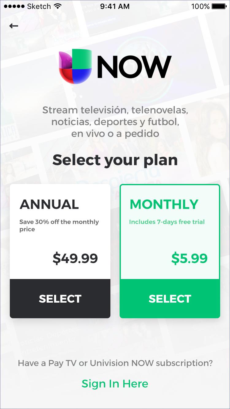 Subscriber Flow Re-Design