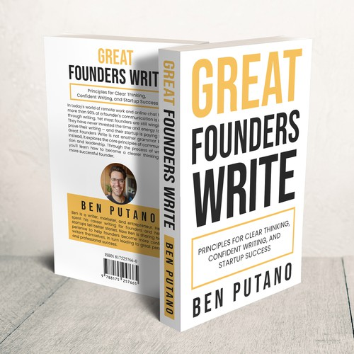 Great Founders Write