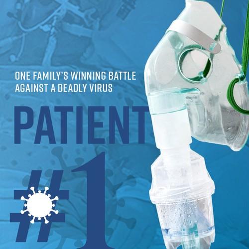 Patient #1 Book Cover Contest Winner