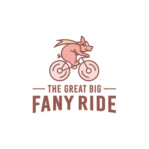 Logo for The Great Big Fany Ride