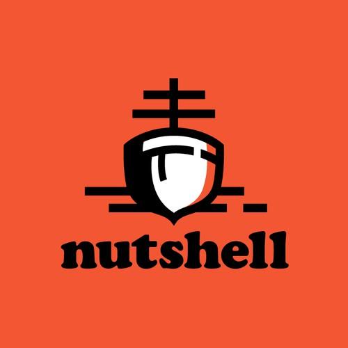Logo Design for Nutshell