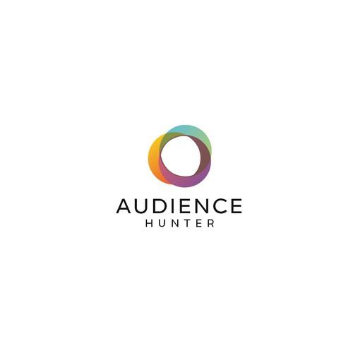 Logo for Audience Hunter