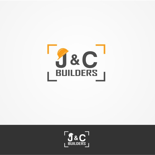 The Amazing logo of J&C Builders