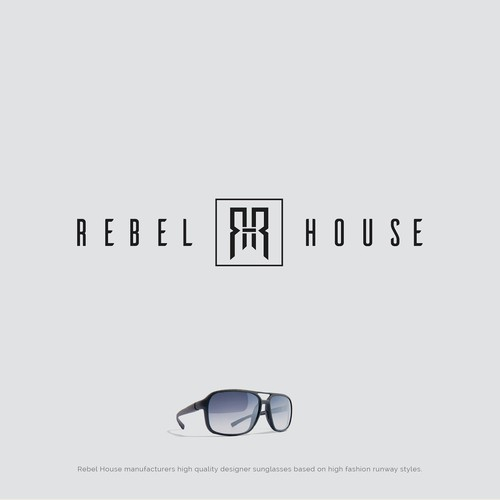Logo Design for Rebel House
