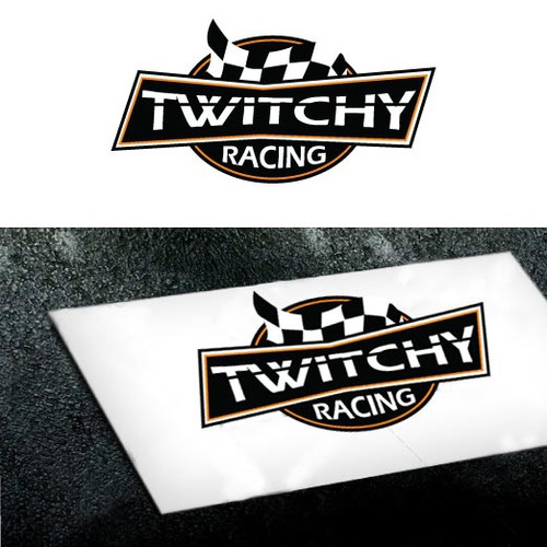 Twitchy Racing needs a new logo
