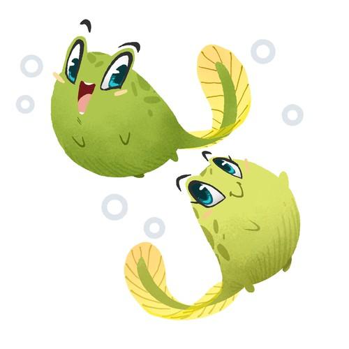 Tadpole mascot contest