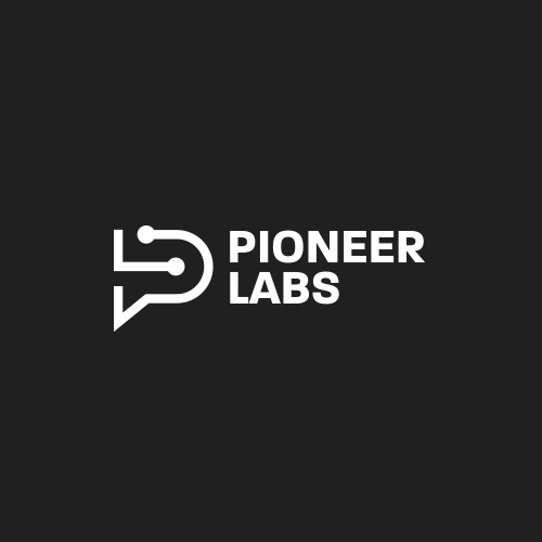 Logo for high-tech consulting company