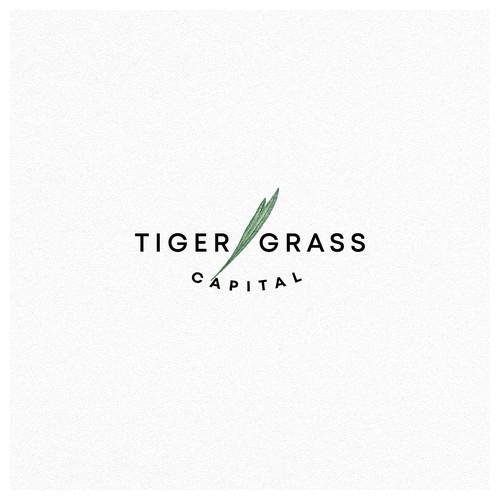 "logo ""Tiger grass"""