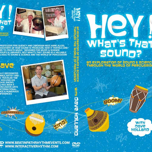 Create a Kids Educational DVD Cover!
