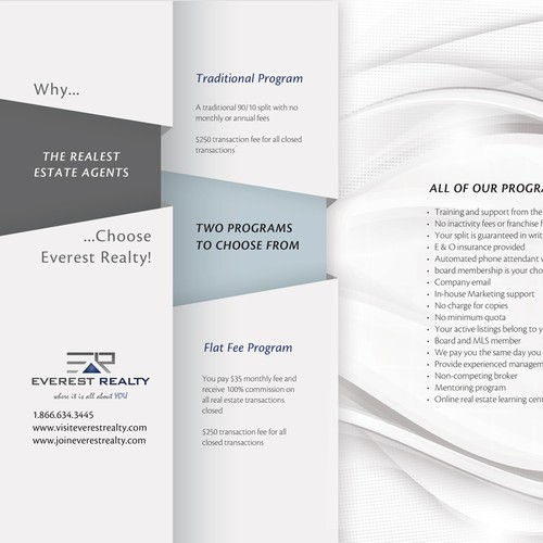 Everest Realty brochure