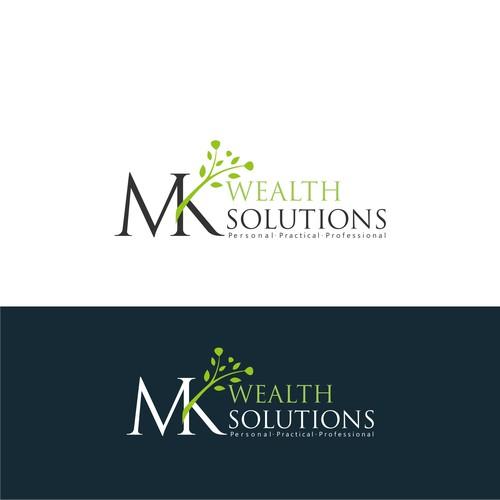 Logo for Wealth Management Firm