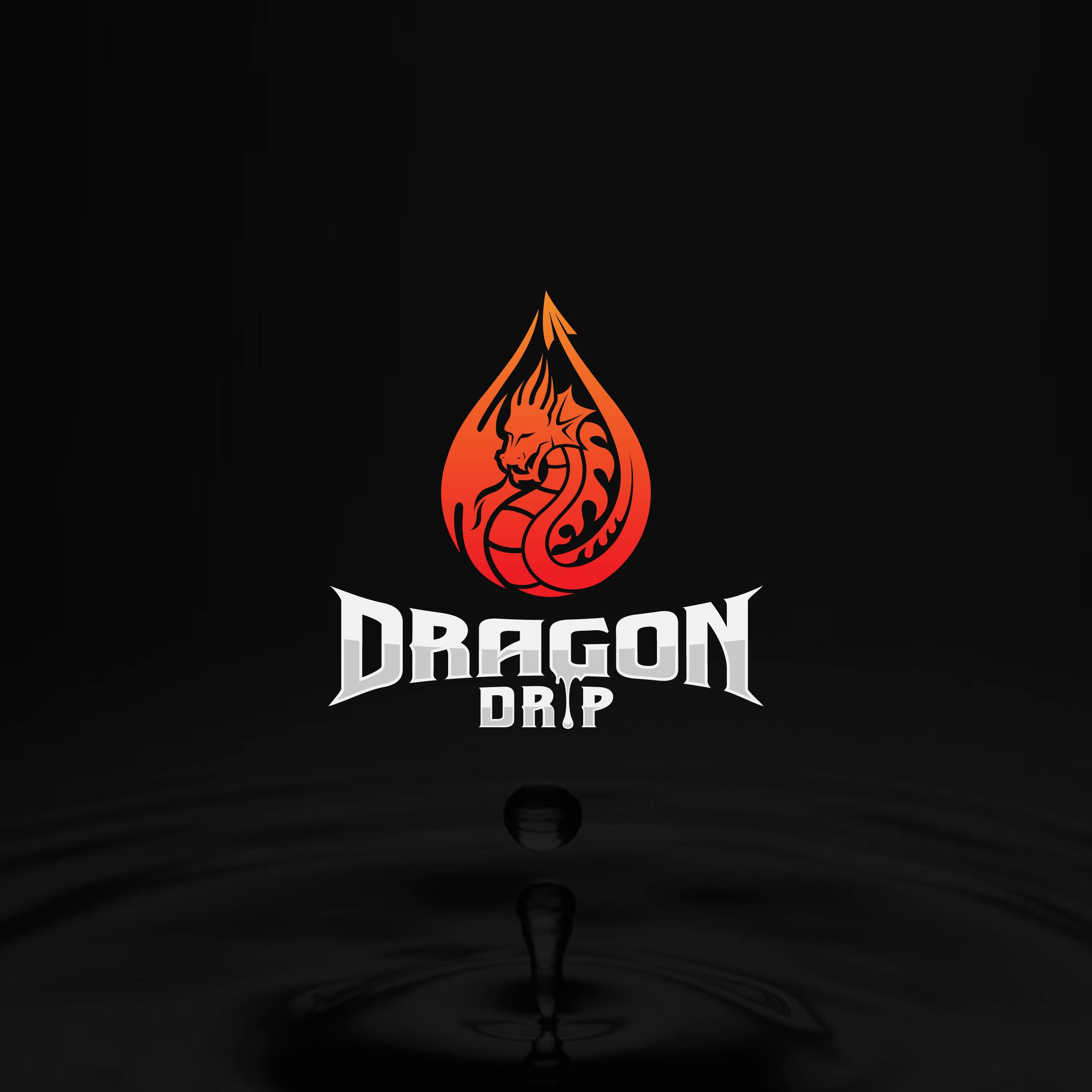Dragon Drip Logo