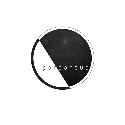 Gargantua (design inspiration black hole)