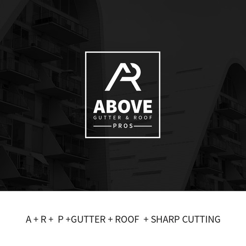 Above Gutter & Roof