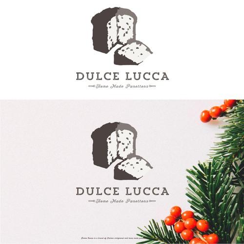 Logo for a home made panettones store