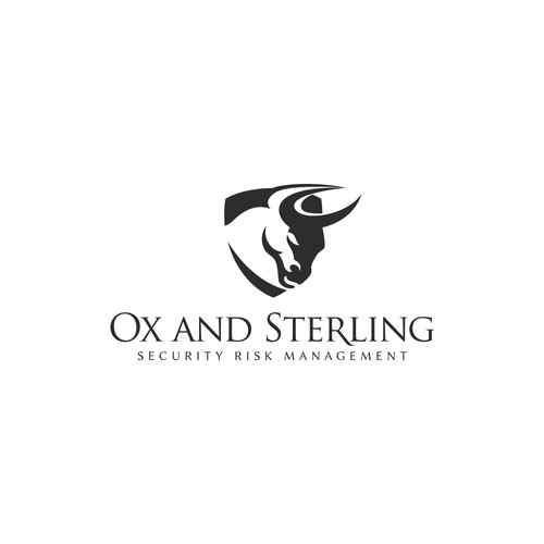 Bold Ox Logo for Security Management Company