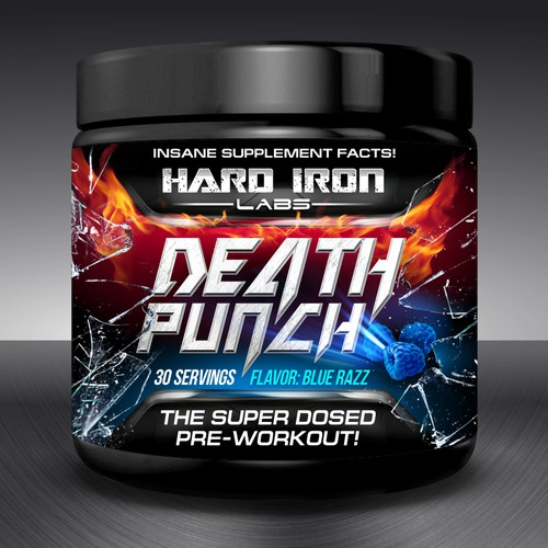 Death punch concept#2
