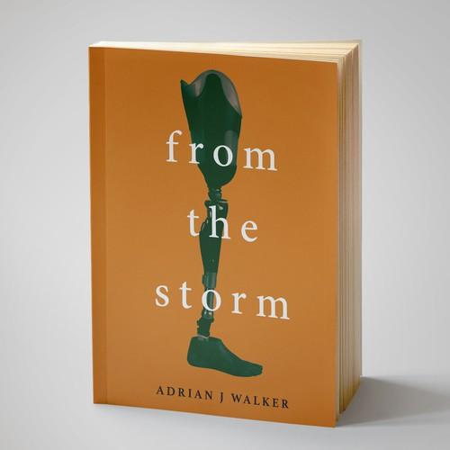 Cover design for novel