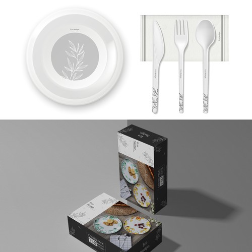 Tableware set design