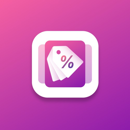 App icon for discount app