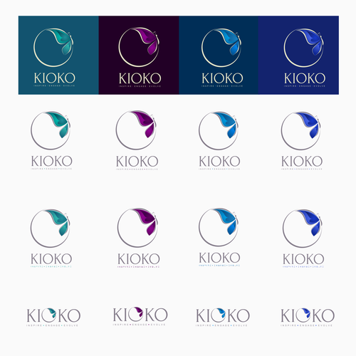 BEAUTIFULL logo for KIOKO