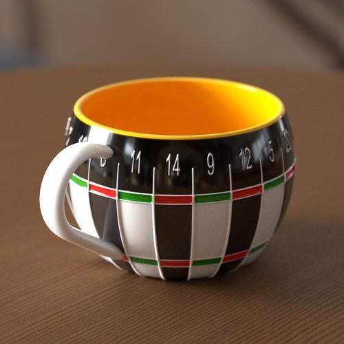 Design mug for 52 Elements GmbH
